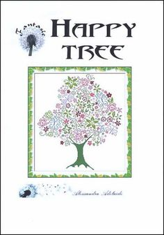 Happy Tree - Cross Stitch Pattern
