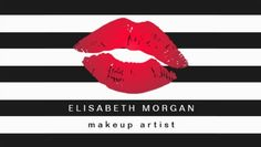 Red Lips Black and White Stripes Modern Makeup Artist Business Cards http://www.zazzle.com/red_lips_black_white_stripes_modern_makeup_artist_double_sided_standard_business_cards_pack_of_100-240137796209360799?rf=238835258815790439&tc=GBCCosmetology1Pin