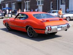 olds 442 by colts4us oldsmobile 442, general motors, car show, buick, hot