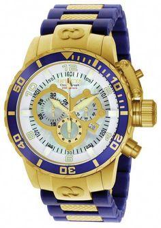 9f709a730b9 Invicta Corduba watch in Gold at InvictaStores.com  prettystyles