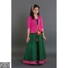 SALE upto 30 % OFF on saka designs ! Update your baby's wardrobe with the best of ethnic outfits! ready to working days COD - available whats app at - 09294000000 Ethnic Outfits, Ethnic Dress, Dresses Kids Girl, Kids Outfits, Kids Ethnic Wear, Blouse Designs, Dress Designs, Kids Lehenga, Kids Gown