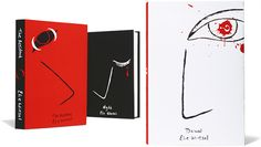 We came across some striking representations of Elie Wiesel's Night trilogy, dreamed up by independent graphic designers