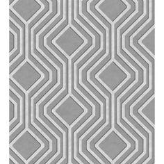 Geo Sequin Silver - Holden Wallpaper Geometric Wallpaper, Decoration, Sequins, Pattern, Mesh, Google Search, Silver, Image, Decor