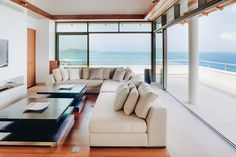I would probably turn around the sofa and rather watch the view than TV   #phuket #thailand #asianluxuryvillas