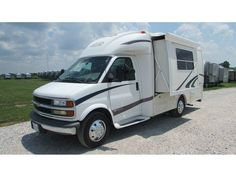 Check out this 2002 R-Vision 211 (cheverlet) Slide listing in Carthage, MO 64836 on RVtrader.com. It is a Class C and is for sale at $29900.