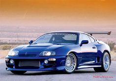 Imagenes del Toyota Supra