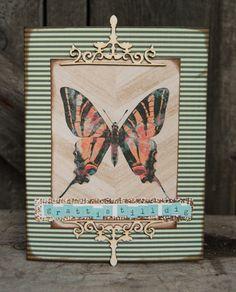 """""""Congratulations to You"""" Card by Stina Westbom - C'est Magnifique September 2015 Kit"""