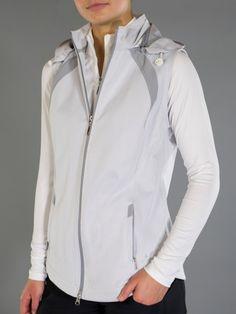 Sonoma (White) JoFit Ladies & Plus Size Sprint Lifestyle Vest #lorisgolfshoppe