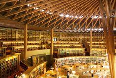 日本で最も美しい図書館のひとつ、秋田「中嶋記念図書館」 | MATCHA - 訪日外国人観光客向けWebマガジン