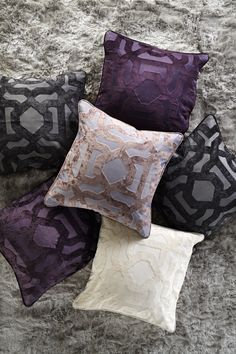 trying to decide on a new hue to incorporate into your space? Ease your way into fresh color with pillows. They're an affordable, stylish, and easy way to see if the color you've been considering is right for you.