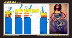 A4 NUM 0082 DRESS   ModelistA   Bloglovin'