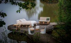 Ambiance Nature | Espia meubles en palettes recyclées