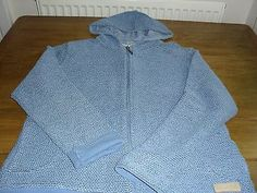 #Ladies #light blue #macaroni style weird fish fleece - size l,  View more on the LINK: http://www.zeppy.io/product/gb/2/172489013654/