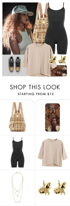 """""""Where Frank Ocean at tho?"""" by jasmineharper ❤ liked on Polyvore featuring moda, MCM, SPANX, Chicnova Fashion, Aéropostale y Han Cholo"""