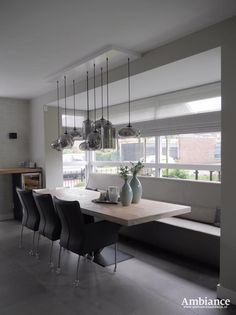 Project Ambiance Project Ambiance The post Project Ambiance appeared first on Lampen ideen. Apartment Renovation, Apartment Design, Interior Design Living Room, Living Room Decor, Dinning Table, Home Living, New Furniture, Home Kitchens, Home Decor