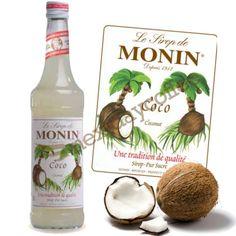 Monin Syrup - Coconut