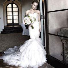 Wedding dress  Vera Wang wedding dress 2013 latest ...