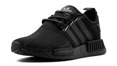 Triple Black Adidas NMD Corduroy BY3123