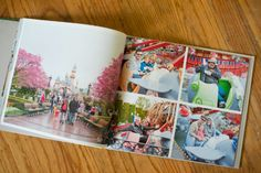 Disneyland Family Vacation Blurb Photo Book @Blurb Books