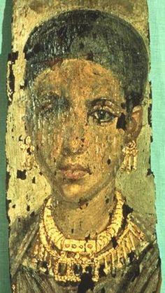 Egypt: Roman Mummy Portraits - Set 3