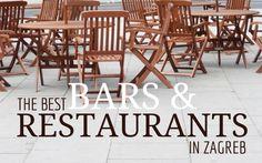 Bars and Restaurants Zagreb   Travel Croatia like a local