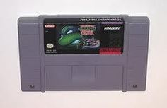 TMNT Tournament Fighters Super Nintendo Game ~Ships Free~