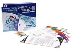 Learn how to seamlessly integrate curriculum with character education with Connect With Character from CHARACTER COUNTS! Our unique character education...