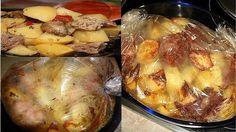 Мясо с картошкой в рукаве — БУДЬ В ТЕМЕ