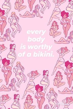 Step 1: put on bikini Now you have a bikini body Feminist Quotes, Feminist Art, Motivacional Quotes, Cute Quotes, Body Love, Loving Your Body, Body Positive Quotes, Photo Wall Collage, Self Love Quotes