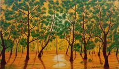Fabio Maddalo - Le Sfumature del Silenzio - Olio su Tela - 120x70 #pittura #painting #canvaspaintings #canvas #arte #artist #artista #fabiomaddalo #lecce #salento #picoftheartist #picoftheday #drawing #paint #contemporaryart #landscape #paintinglandscape  #dipinto #paesaggiosutela