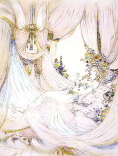 The Art of Yoshitaka Amano : Photo