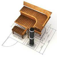 Portable Sauna, Sauna Heater, Outdoor Sauna, Sauna Design, Steam Sauna, Sauna Room, Washroom, Jacuzzi, Diy Design