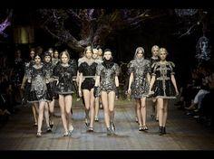 Milán Fashion Week: Dolce&Gabbana se inspira en los cuentos de hadas (FOTOS)