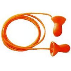 Tapones reutilizables Quiet corde - Tapón auditivo reutilizable con cordón que no requiere enrollado previo a la inserción. Se lava con jabón y agua y garantiza una protección de semanas e incluso meses.  http://www.janfer.com/es/tapones/70-tapones-reutilizables-quiet-corde.html