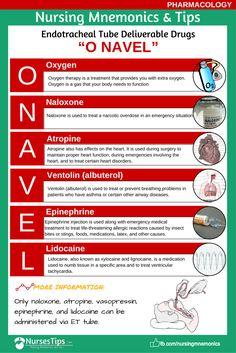 Endotracheal Tube Deliverable Drugs