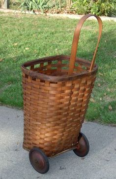 French Market Baskets on Pinterest   Baskets, Wicker and French