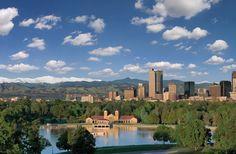 Primavera é a estação ideal para conhecer a cidade de Denver