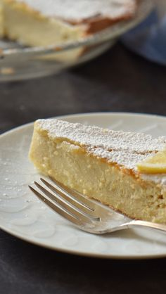 You won't believe the incredible flavors of this Ricotta Pie. The perfect dessert to help you celebrate an Italian Easter. Pastry Recipes, Muffin Recipes, Pie Recipes, Yummy Recipes, Dessert Recipes, Cooking Recipes, Best Italian Recipes, Italian Desserts, Easy Desserts