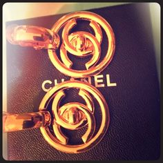 CHANEL GOLD EARRINGS Clip-On / OFF- THE- CHARTS STUNNING! Make a statement anywhere u go with these Fab authentic CHANEL Earrings! CHANEL Jewelry Earrings