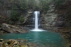 Rainbow Falls, Signal Mountain, Chattanooga, TN Home-Tennessee-Home! Vacation Destinations, Vacation Spots, Vacations, Vacation Trips, Vacation Ideas, Oh The Places You'll Go, Places To Visit, Outdoor Waterfalls, Rainbow Falls