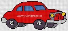 Bugatti - Antique car cross stitch kit or pattern   Yiotas XStitch