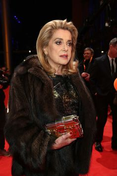 Catherine Deneuve Photos Photos - Catherine Deneuve attends the 'The Midwife' (Sage Femme) premiere during the 67th Berlinale International Film Festival Berlin at Berlinale Palace on February 14, 2017 in Berlin, Germany. - 'The Midwife' Premiere - 67th Berlinale International Film Festival