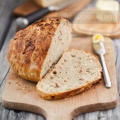 Bread, Food, Polish, Recipes, Vitreous Enamel, Brot, Essen, Baking, Eten