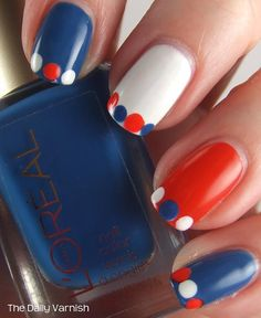 04501c2faf11 4th of July Nail Art Ideas to Steal the Show This Independence Day