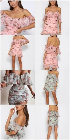 Material : Polyester, Spandex Color : Pink, White, Apricot Style : Sexy & Club, Elegant Pattern Type : Floral Printed The post Elegant Floral Printed Off Shoulder Double Layer Dress appeared first on TD Mercado. Tie Dye Fashion, Fashion Wear, Star Fashion, Fashion Outfits, Chiffon Maxi Dress, Maxi Dress With Sleeves, Tie Dye Tops, Fashion Group, Pink White