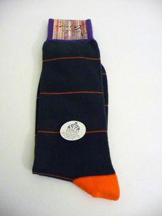 Arthur George by Rob Kardashian Hunter Multi Stripe Socks One Size Neiman Marcus #ArthurGeorgebyRobertKardashian #Casual