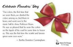 Happy 128th Founders' Day! Honor our founders by taking the 2013 #axo1885 Founders' Day Challenge! https://alphachiomega2013.thedonortree.com/donate
