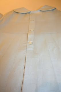 Slashed placket tutorial