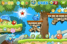 Mega Run: de opvolger van Mega Jump is net zo fleurig, maar een stuk leuker. ˆBB