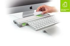 Mobee The Magic Feet - Station de charge avec hub USB 4 ports Technology Gadgets, Tech Gadgets, Cool Gadgets, Apple Charging Station, Cool Tech Gifts, Hub Usb, Tech Toys, Apple Products, Iphone